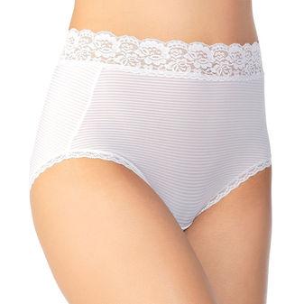 Vanity Fair Flattering Lace Brief Panty 13281