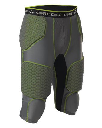 Alleson Athletic Integrated 7 Padded Football Girdle A00165