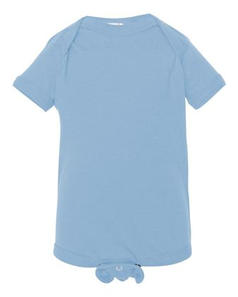 Rabbit Skins Infant Fine Jersey Bodysuit 4424