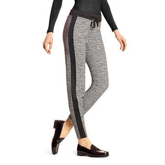 HUE Tuxedo Lux Tweed Leggings U18103