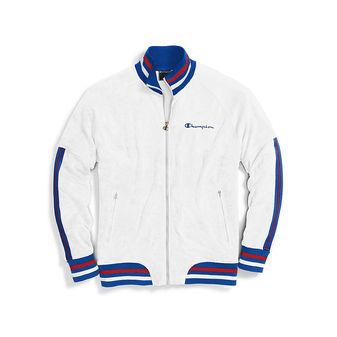Champion Life Men\'s Terry Warm Up Jacket V5079 549724