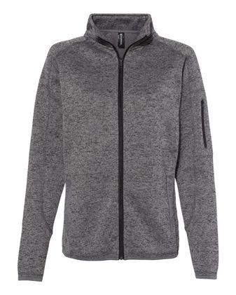 Burnside Women\'s Sweater Knit Jacket 5901