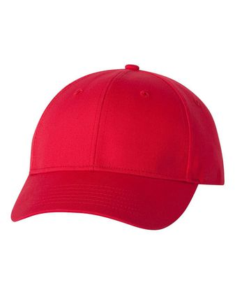 Valucap Lightweight Twill Cap VC100