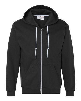 Anvil Full-Zip Hooded Sweatshirt 71600
