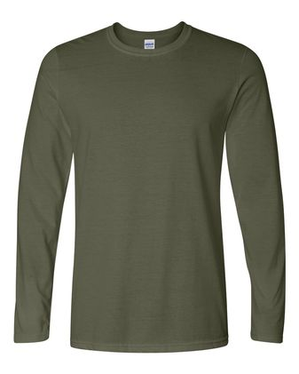 Gildan Softstyle® Long Sleeve T-Shirt 64400