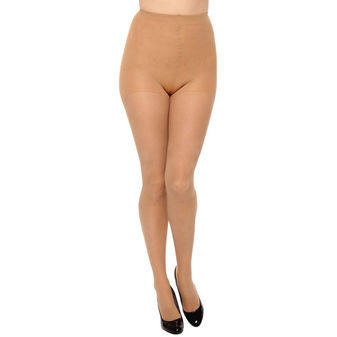 Memoi Sheer Full Support Pantyhose MS-620
