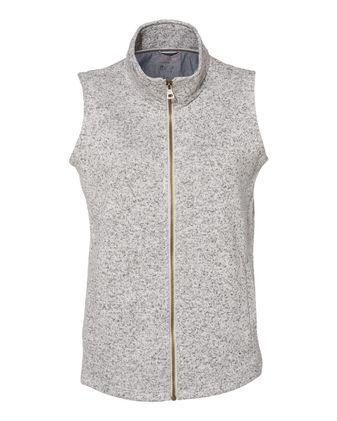 Weatherproof Women\'s Vintage Sweaterfleece Vest W2030117