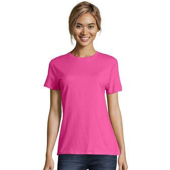 Hanes Women\'s Nano-T® T-shirt SL04