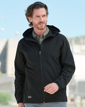 DRI DUCK Apex Soft Shell Hooded Jacket 5310