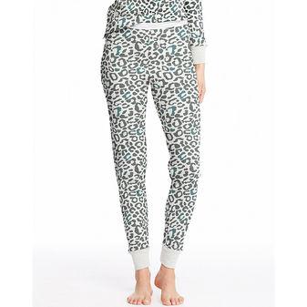 Hanes Womens X-Temp Thermal Printed Pant 25456