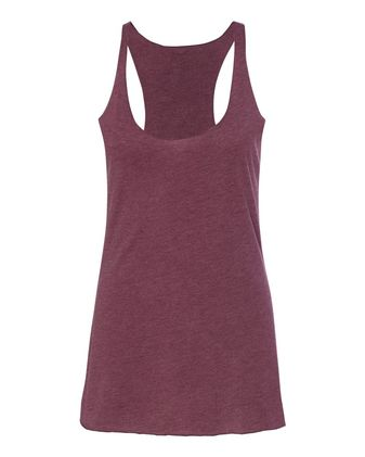 BELLA + CANVAS Women\'s Triblend Racerback Tank 8430