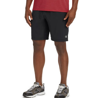 Champion Men\'s Run Shorts, 9-inch Inseam 89246