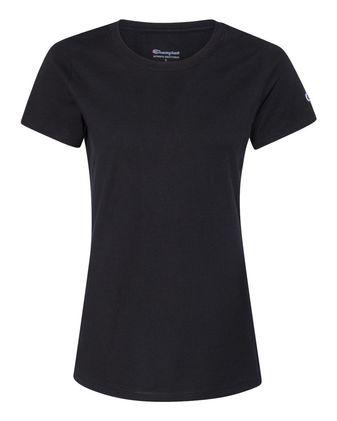 Champion Women\'s Premium Fashion Classics Short Sleeve T-Shirt CP20