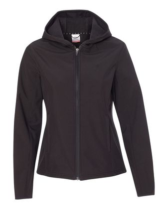 Colorado Clothing Women\'s Antero Hooded Soft Shell Jacket 9617
