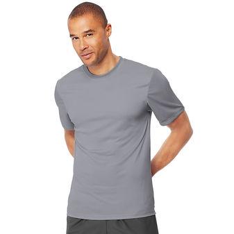 Hanes Cool DRI TAGLESS Mens T-Shirt 4820