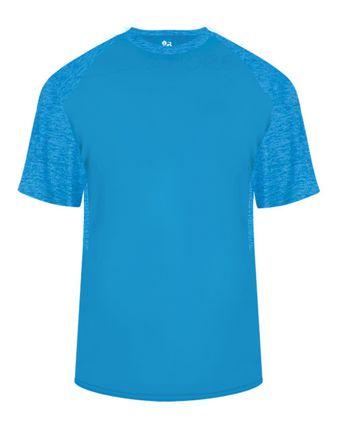 Badger Tonal Blend Panel T-Shirt 4178