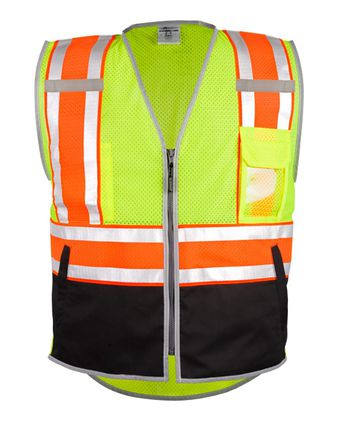 ML Kishigo Ultimate Reflective Vest 1543-1544