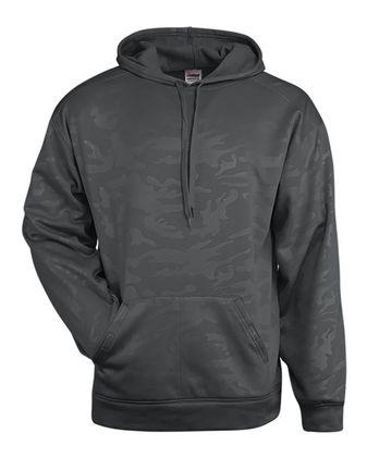 Badger Monocam Embossed Hooded Sweatshirt 1439