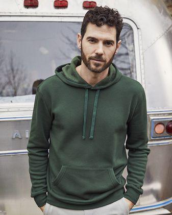 Alternative Easy Eco-Fleece Go-To Pullover Hoodie 8804PF