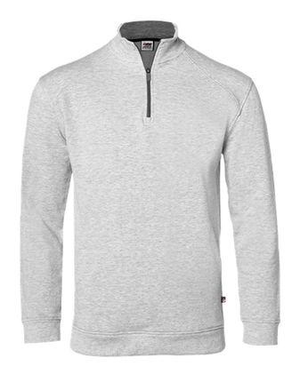 Badger FitFlex French Terry Quarter-Zip Sweatshirt 1060