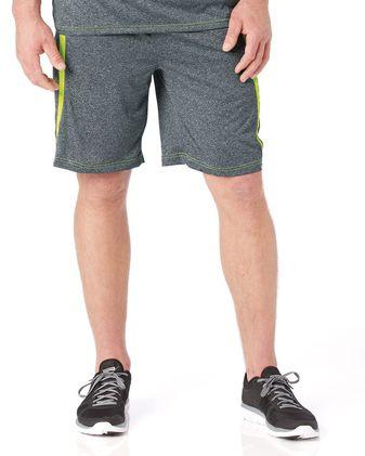 "Badger Pro Heather Fusion 10"" Inseam Shorts 4310"