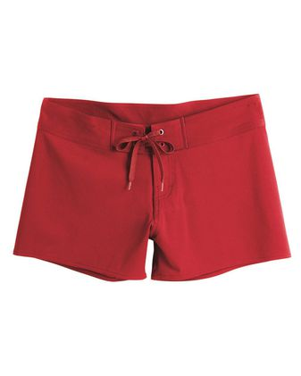 Burnside Women\'s Stretch Diamond Dobby Board Shorts 5371