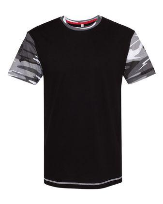 Code Five Fashion Camo T-Shirt 3908