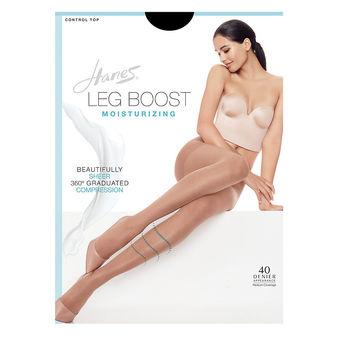 Hanes Silk Reflections Leg Boost Moisturizing Hosiery BB0002