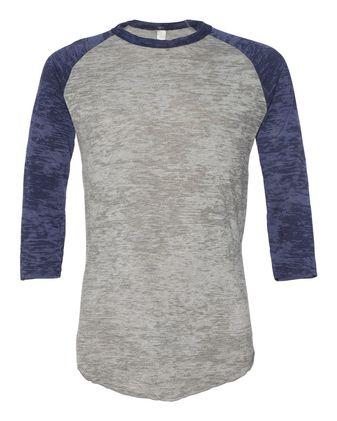 Alternative Burnout Big League Baseball T-Shirt 2640