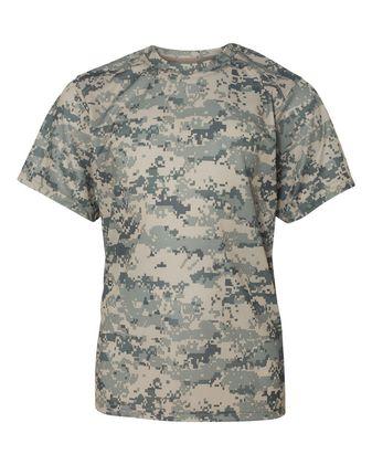 Badger Youth Digital Camo T-Shirt 2180