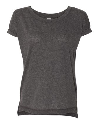 Alternative Women\'s Eco-Gauze Drift Short Sleeve Tee 6027