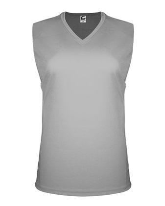 C2 Sport Women\'s Sleeveless V-Neck T-Shirt 5663