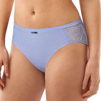 Bali Lace Desire Cotton Hi-Cut Brief DFCD62