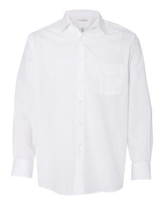 Van Heusen Extreme Color Long Sleeve Shirt 13V0428