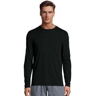 Hanes Cool DRI® Performance Men\'s Long-Sleeve T-Shirt 482L