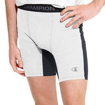 9a29817977ef Champion PowerTrain PowerFlex Mens Print Compression Shorts 87294 ...