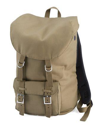 Hardware Voyager Canvas Backpack 3102