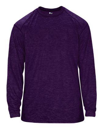 Badger Tonal Blend Long Sleeve T-Shirt 4174