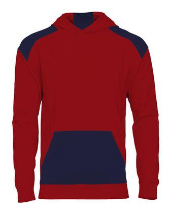 Badger Youth Breakout Performance Fleece Hooded Sweatshirt 2440