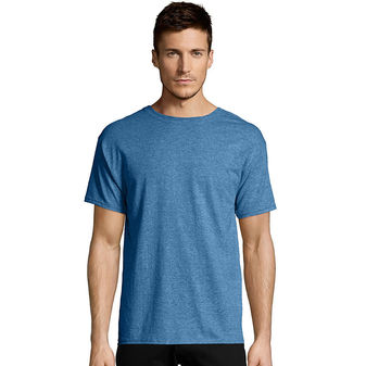 Hanes ComfortBlend® EcoSmart® Crewneck Men\'s T-Shirt Sty# 5170