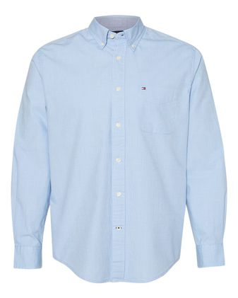 Tommy Hilfiger Capote End-on-End Chambray Shirt 13H1861