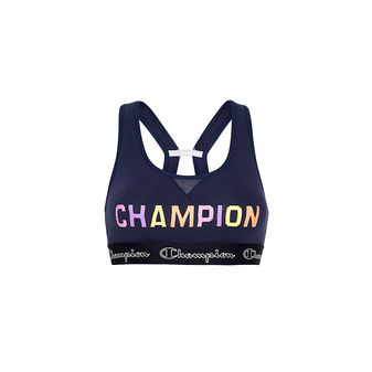 Champion The Authentic Sports Bra. Color Pop Logo B1429G 550926
