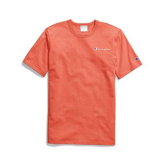 Champion Life Tee, Embroidered Script Logo GT19 Y06819