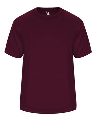 Badger Vent Back T-Shirt 4170