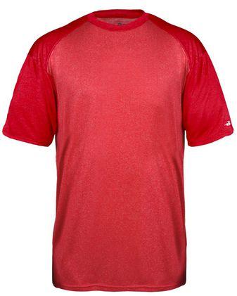 Badger Tonal Sport Heather T-Shirt 4343