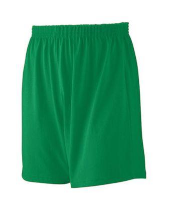 Augusta Sportswear Jersey Knit Shorts 990