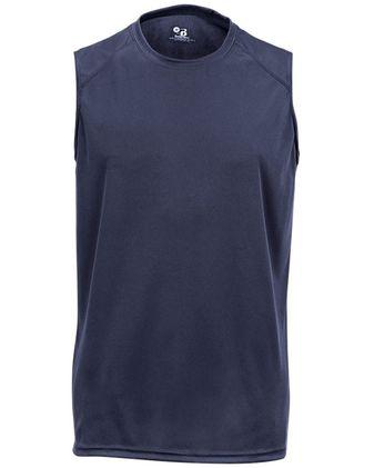 Badger Youth B-Core Sleeveless T-Shirt 2130