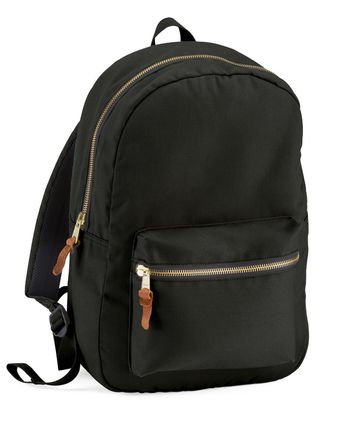 Hardware Heritage Canvas Backpack 3101
