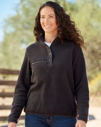 DRI DUCK Women\'s Cypress Sherpa Mountain Fleece 9345