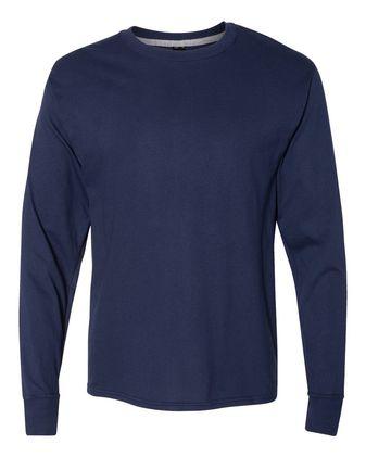Hanes X-Temp® Long Sleeve T-Shirt 42L0